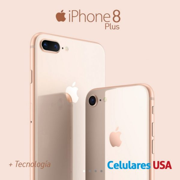apple iphone 8 plus 64gb colores celulares usa. Black Bedroom Furniture Sets. Home Design Ideas